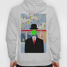 Magritte illustration Hoody