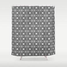 Pattern C Shower Curtain