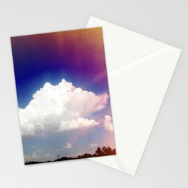 Grainy Day Stationery Cards