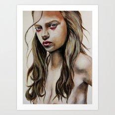 Ryonen Art Print
