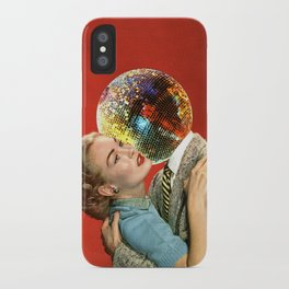 Discothèque iPhone Case