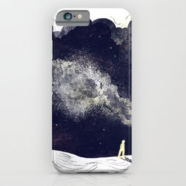 Dreaming of Tomorrow iPhone Case