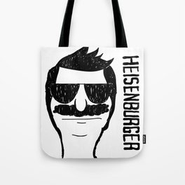 Breaking Bob - Heisenburger Tote Bag