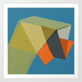 Imaginary Architecture 12 Art Print