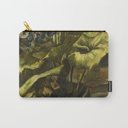 Cineraria by Vincent van Gogh Carry-All Pouch