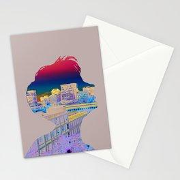 City Girl Stationery Cards