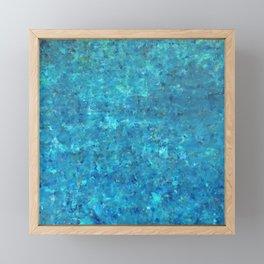 Liquid Cashmere Framed Mini Art Print
