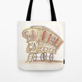 Caravans Tote Bag