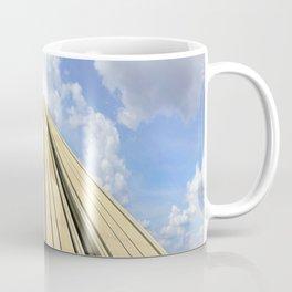Pyramid of the Daylight Coffee Mug
