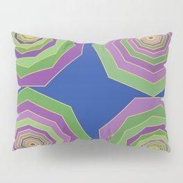 Unbalanced octagon Pillow Sham