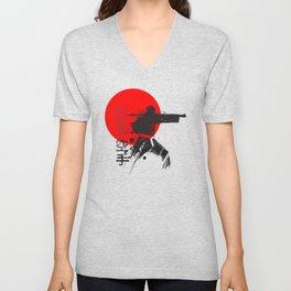 Karate Japan Unisex V-Neck
