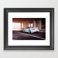 Porsche 991 Framed Art Print
