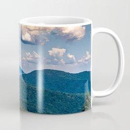 Blue Ridge Mountain Views Coffee Mug