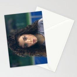 Lorde - Tennis Court Head Shot Stationery Cards