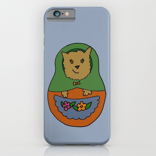 Piptroyshka iPhone & iPod Case