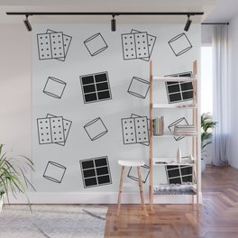S'mores Wall Mural