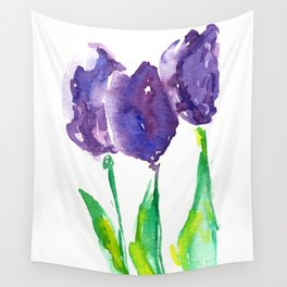 flower X Wall Tapestry