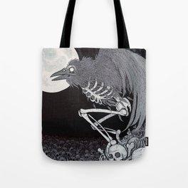 Angel of Death Tote Bag