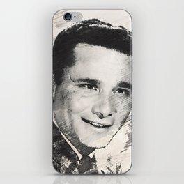 Peter Falk iPhone Skin