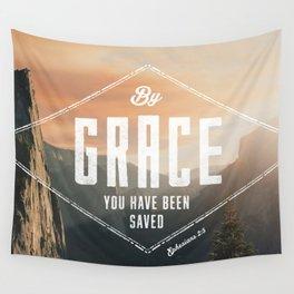 Ephesians 2:5 Wall Tapestry