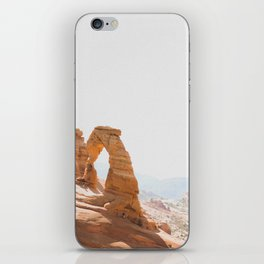 Delicate Arch iPhone Skin