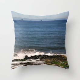 Seals Throw Pillow