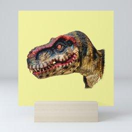 T-Rex Dinosaur Mini Art Print