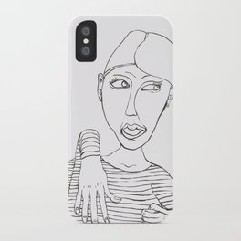 Really? iPhone Case
