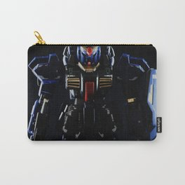 Blue Gundam in the Dark Carry-All Pouch