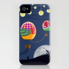 BALLOON NIGHT Slim Case iPhone (4, 4s)
