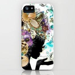Sea Child iPhone Case