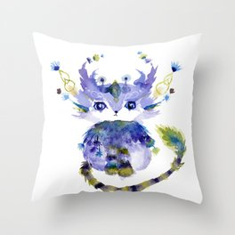 Zed Throw Pillow