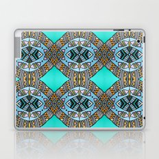 Creole Woman in Mint Laptop & iPad Skin