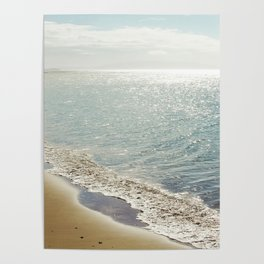 beauty and the beach Poster