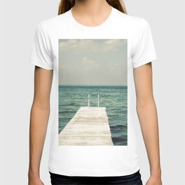 Mint Lake Escape  T-shirt