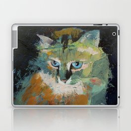 Himalayan Cat Laptop & iPad Skin