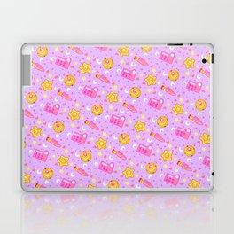 Usagi's Items Pattern / Sailor Moon  Laptop & iPad Skin