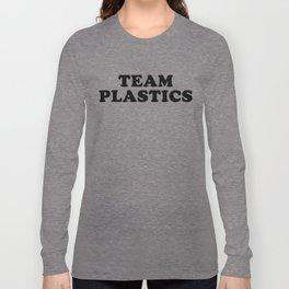 TEAM PLASTICS Long Sleeve T-shirt