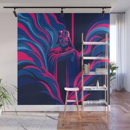 """""""Neon Darth Vader"""" by Matt Kehler Wall Mural"""