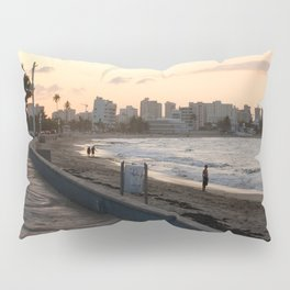 Sunset in San Juan Pillow Sham