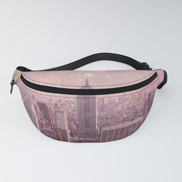 Stardust Covering New York Fanny Pack