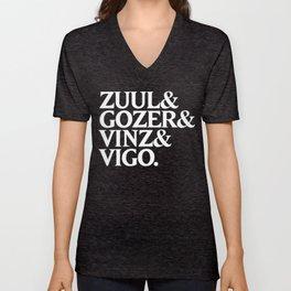Zull&Gozer&Vinz&Vigo Unisex V-Neck