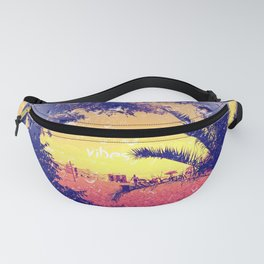 SUMMER VIBES ONLY Fanny Pack