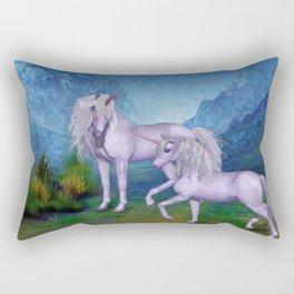 Afternoon Rectangular Pillow