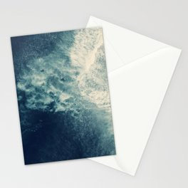 Ice Blue Surf Stationery Cards