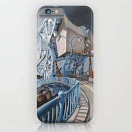 Johnson Street Bridge iPhone Case