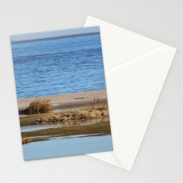 At the beach 6 Stationery Cards