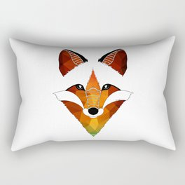 Wild Fox Rectangular Pillow