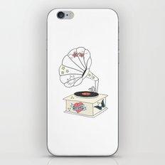 Music grandpa iPhone & iPod Skin