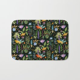 Jungle Bath Mat